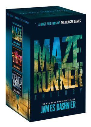 Maze Runner Series Barnes & Noble